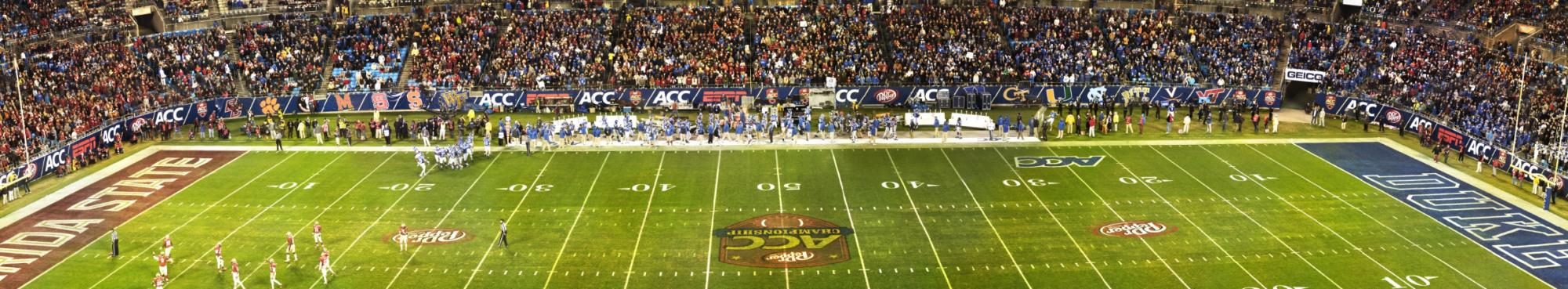 Duke vs. Florida State 2013 ACC Championship